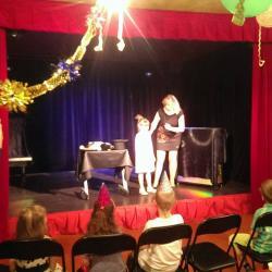 Oslava narozenin v klubu Pardubický klub kouzel a magie
