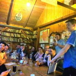 Kouzlíme - Firemní večírek na Seči - David