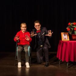 Kouzelnické představení - Magic Show Standy Jílka