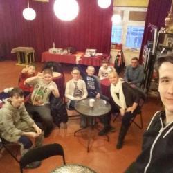 040 - klubová schůze