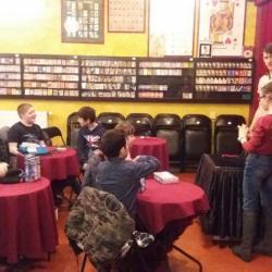 043 - klubová schůze