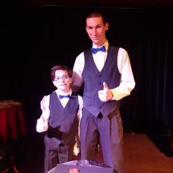 Kouzelnické představení - Charming duo