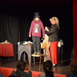 Kouzelnické představení - Wendy a David