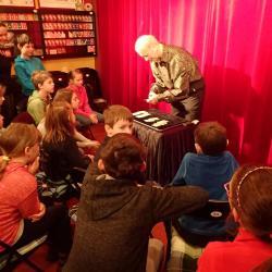 Návštěva v muzeu - Dům dětí a mládeže Heřmanův Městec