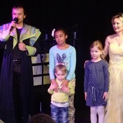 Kouzelnické představení - Illusion Show KASPAR MAGIC