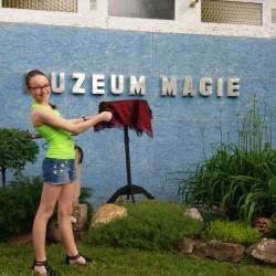 Kouzlení v Muzeu magie Jaroměř