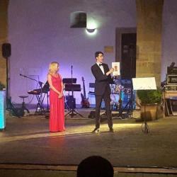 Kouzla na Zámku Pardubice - večer