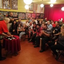 Kouzelnické představení kouzelníků duo Standa a Zdena