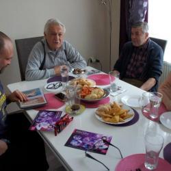 Návštěva u Kašparů - Jaroměř a Náchod