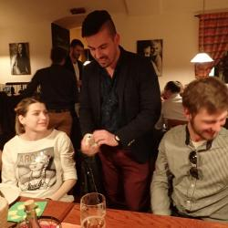 Návštěva KIM klub Praha - v Praze - akce