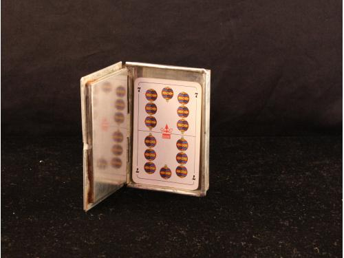 Karta v krabičce 007