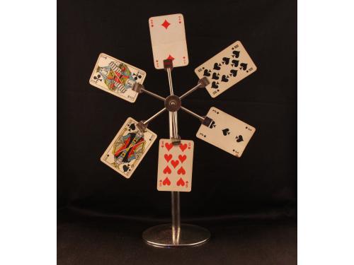 Karetní větrník 001
