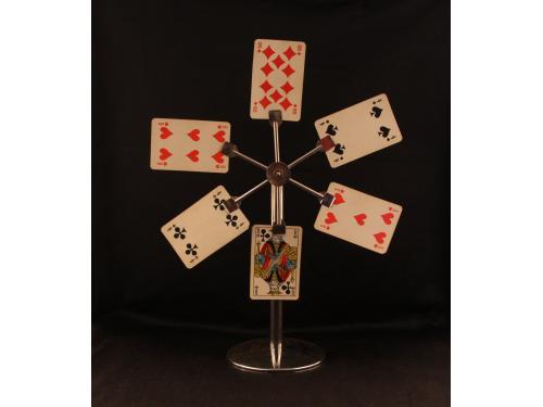 Karetní větrník 002