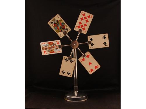 Karetní větrník 003