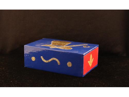 Mefisto krabice (box) 006