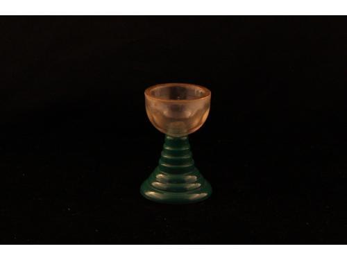 Sklenička - pohárek - objevení mizení 013