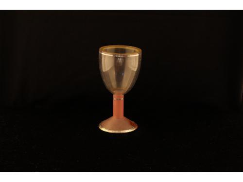 Sklenička - pohárek - objevení mizení 014