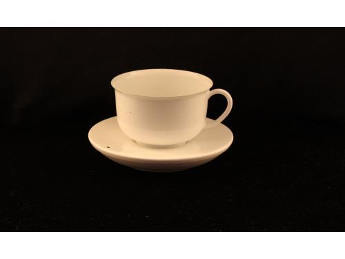 Šálek na kávu s podtáckem 002