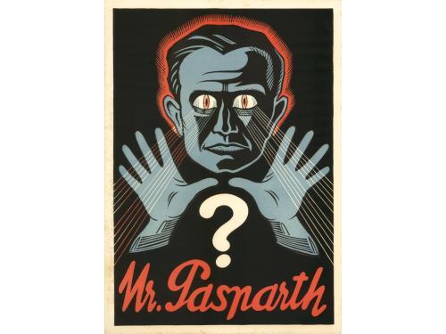 Pasparth - Hypnotizér