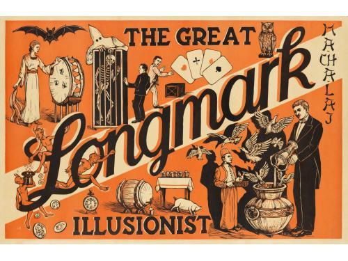 Longmark - The Great Illusionist