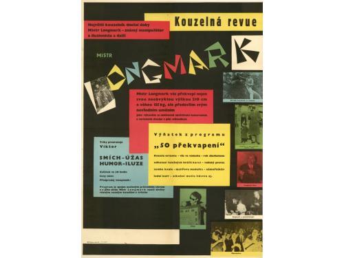 Longmark - Kouzelná revue