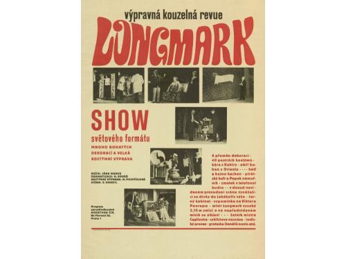 Longmark - Výpravná kouzelná revue