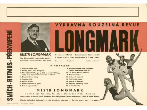 Longmark - Výpravná kouzelná revue 3