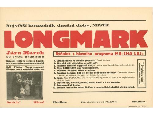 Longmark - Největší kouzelník dnešní doby