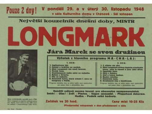 Longmark - Největší kouzelník dnešní doby 4