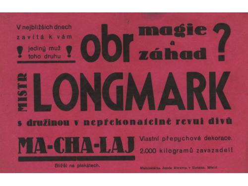 Longmark - Machalaj