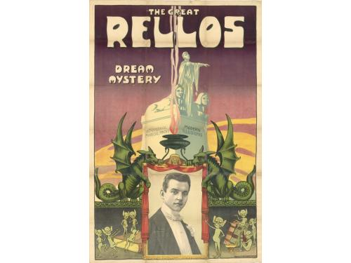 Rellos - Dream mystery
