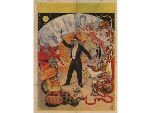 Adolph Friedlander - Kouzelník 2