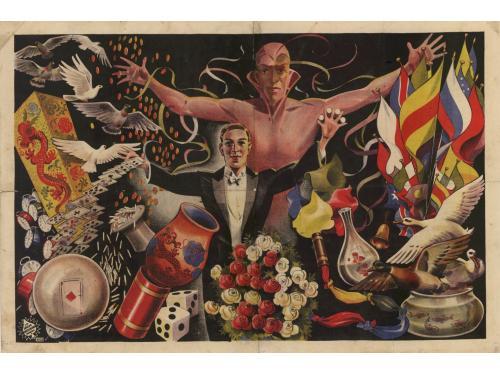 Adolph Friedlander - Kouzelník 3