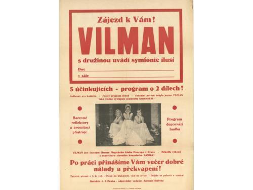 Vilman - Zájezd k Vám