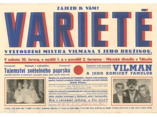 Vilman - Varieté