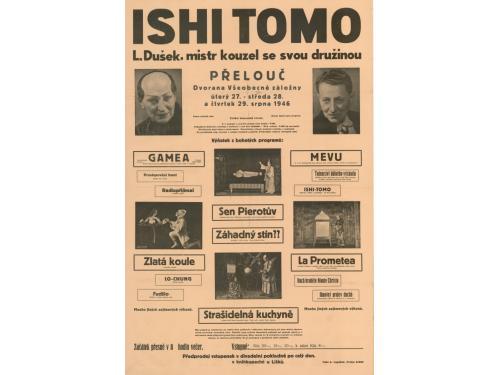 Ishi Tomo - Mistr kouzel