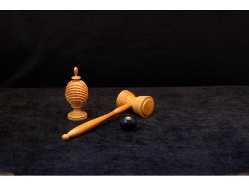 Kulová urna a palička 001