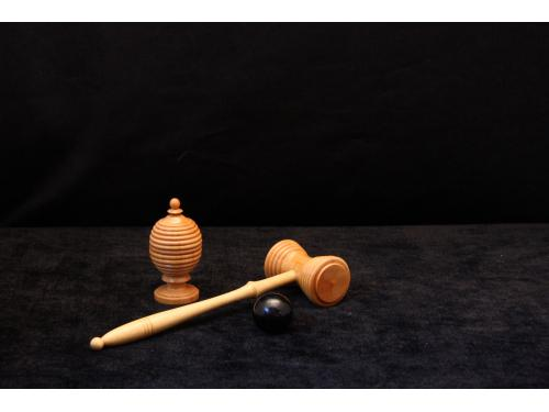 Kulová urna a palička 003