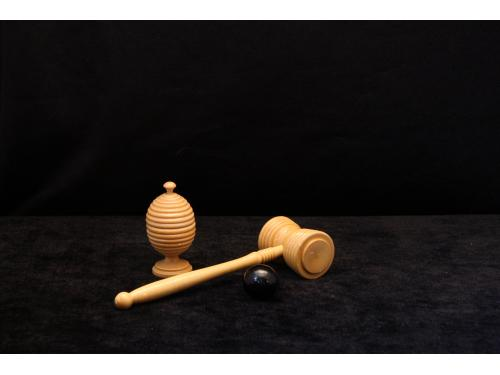 Kulová urna a palička 005