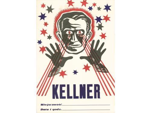 Kellner - Hypnotizér - bílý