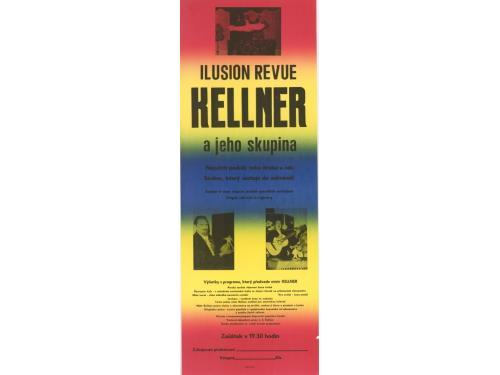 Kellner - Ilusion revue 2