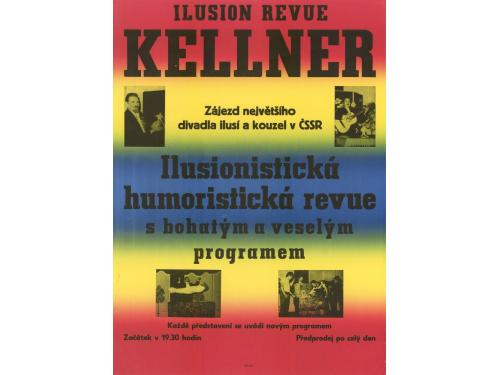 Kellner - Ilusion revue