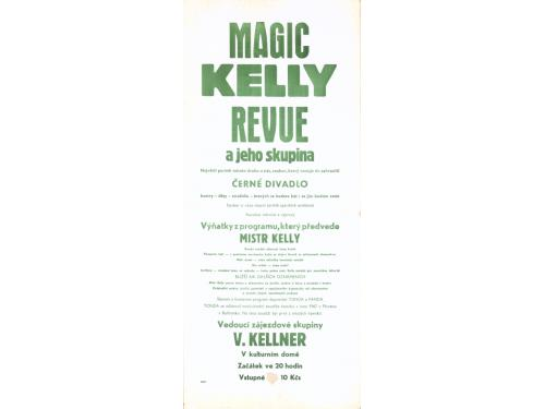 Kellner - Magic Kelly