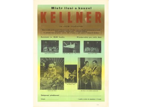 Kellner - Mistr Ilusí