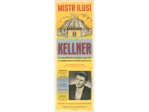 Kellner - Mistr Ilusí 2