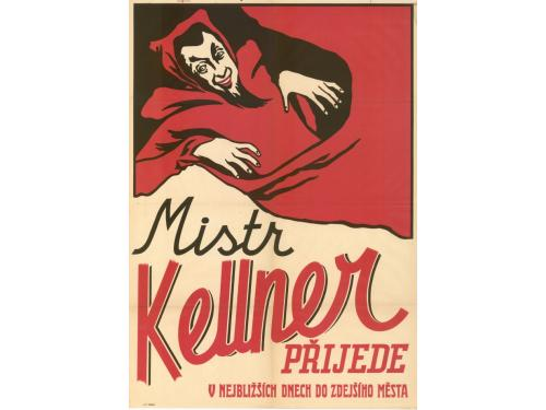 Kellner - Čert