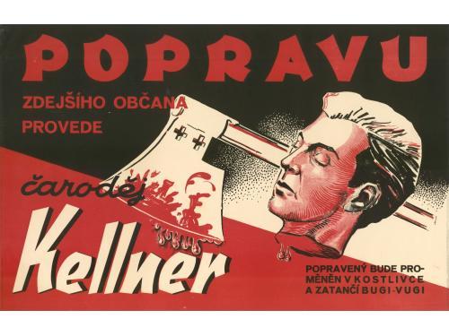 Kellner - Poprava