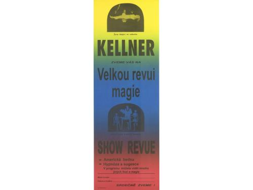 Kellner - Show revue