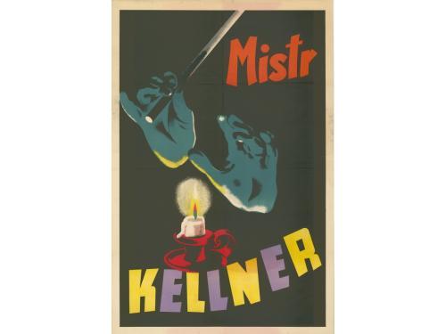 Kellner - Svíčka