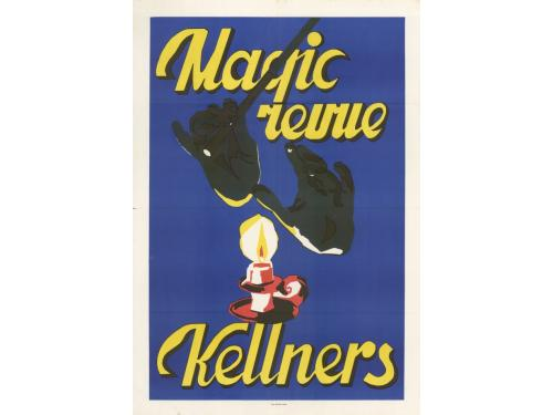 Kellner - Magic revue